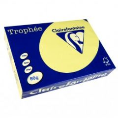 Trophee Clairfontaine 80gsm Daffodil