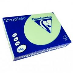 Trophee Clairfontaine 80gsm Green